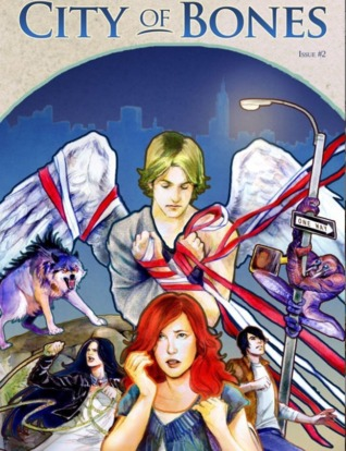 City of Bones (City of Bones: Graphic Novel #2)