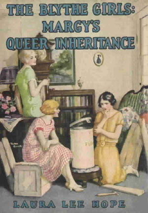 Margy's Queer Inheritance; or, The Worth of a Name