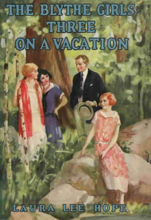 Three On A Vacation, or, The Mystery at Peach Farm