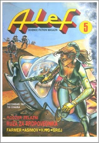 Alef - Science fiction magazin broj 5