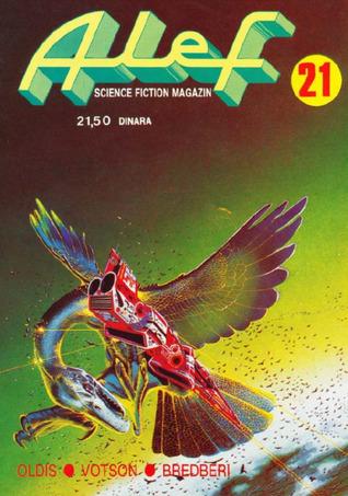 Alef - Science fiction magazin broj 21