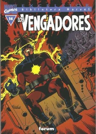 Biblioteca Marvel: Los Vengadores, tomo 14