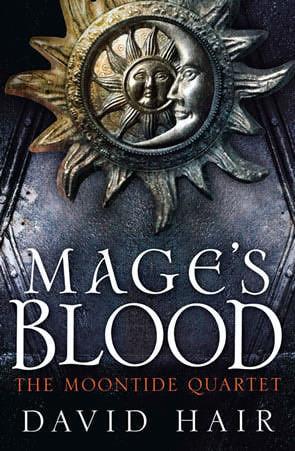 Mage's Blood (Moontide Quartet, #1)