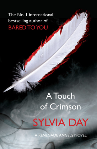 a Touch of Crimson Book Cover
