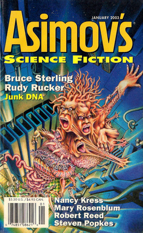 Asimov's Science Fiction, January 2003