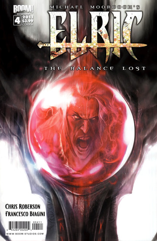 Elric: The Balance Lost, Issue 4 (Elric: The Balance Lost, # 4)
