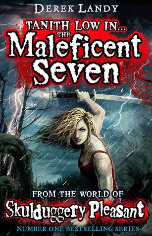 Image result for The Maleficent Seven (Skulduggery Pleasant #7.5)
