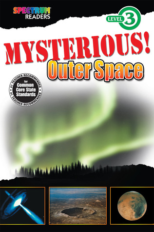 Mysterious! Outer Space Reader, Grades 1 - 2