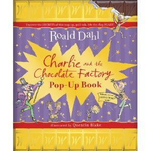 Charlie and the Chocolate Factory: Pop-Up Book
