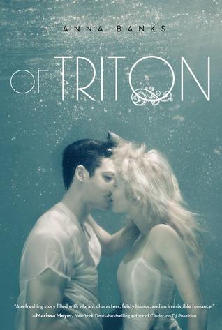 Of Triton (The Syrena Legacy, #2)