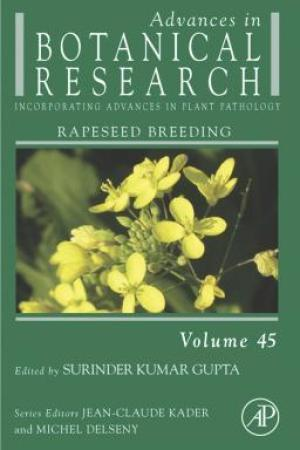 Advances in Botanical Research, Volume 45: Rapeseed Breeding