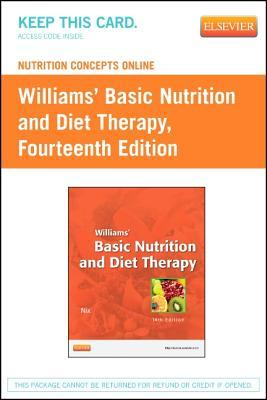 Nutrition Concepts Online for Williams' Basic Nutrition and Diet Therapy
