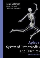 Apley's System of Orthopaedics and Fractures