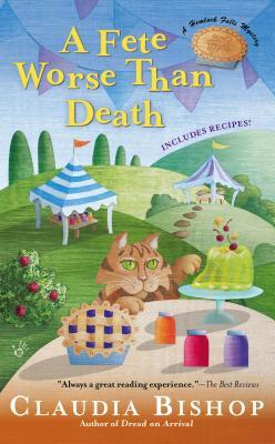 A Fete Worse Than Death (Hemlock Falls Mysteries, #18)