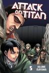 Attack on Titan, Volume 05