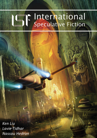 ISF - International Speculative Fiction # 2