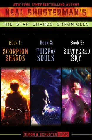 The Star Shards Chronicles (The Star Shards Chronicles, #1-3)