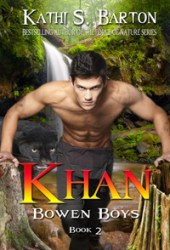 Khan (Bowen Boys, #2)