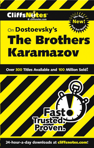 CliffsNotes on Dostoevsky's The Brothers Karamazov