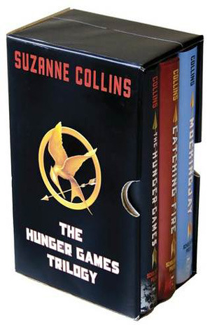 The Hunger Games Trilogy Boxset (The Hunger Games #1-3) PDF