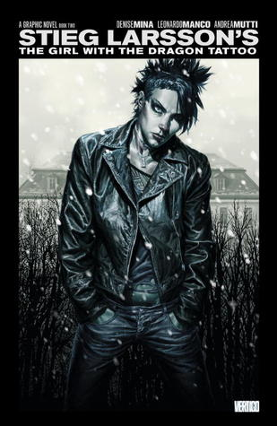 The Girl With the Dragon Tattoo, Book 2 (Millennium: The Graphic Novels, #1.2)