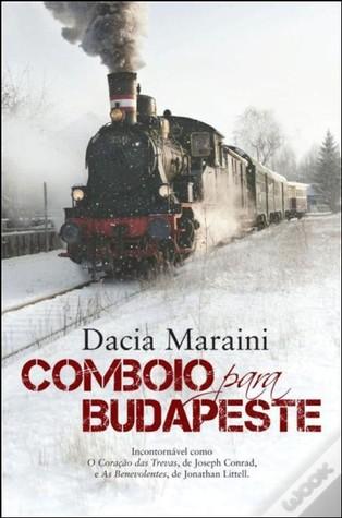 Comboio para Budapeste