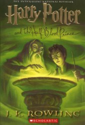 Harry Potter and the Half-Blood Prince (Harry Potter, #6) Pdf Book