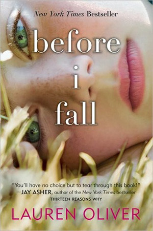 Image result for before i fall by lauren oliver