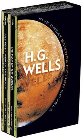 Five Great Science Fiction Novels
