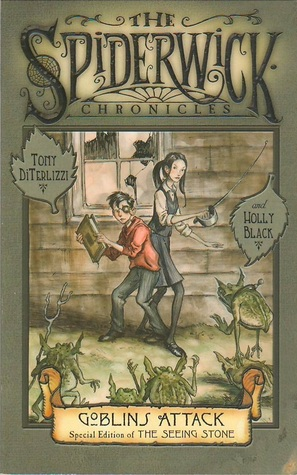 Goblins Attack (The Spiderwick Chronicles, #2, Part I)