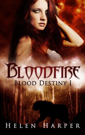 Bloodfire (Blood Destiny, #1)