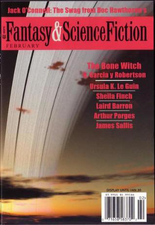 Fantasy & Science Fiction, February 2003 (The Magazine of Fantasy & Science Fiction, #614)