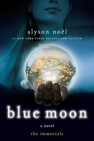 Blue Moon (The Immortals, #2)