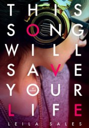 This Song Will Save Your Life Pdf Book