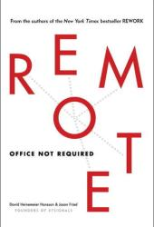 Remote: Office Not Required Book Pdf