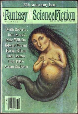 The Magazine of Fantasy & Science Fiction, October 1987 (The Magazine of Fantasy & Science Fiction, #437)