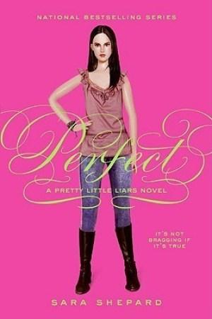 Reading books Perfect (Pretty Little Liars, #3)