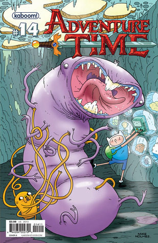 Adventure Time with Finn & Jake (Issue #14)