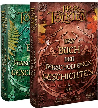 Das Buch der Verschollenen Geschichten (The History of Middle-earth, # 1-2)