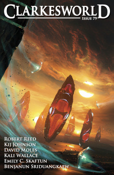 Clarkesworld Magazine, Issue 79 (Clarkesworld Magazine, #79)