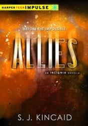 Allies (Insignia, #1.5) Pdf Book