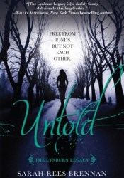 Untold (The Lynburn Legacy, #2) Pdf Book