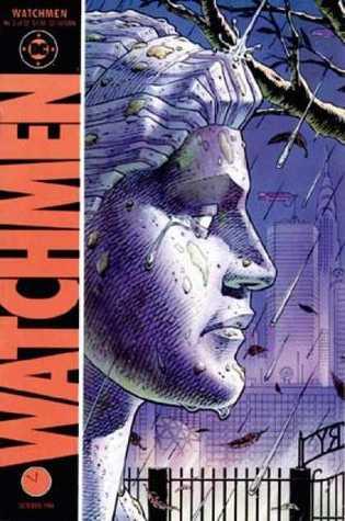 Watchmen #2: Absent Friends