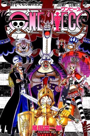 Ciel nuageux, avec risque de chutes d'os (One Piece, #47)