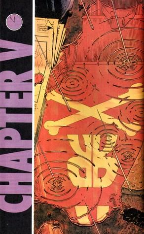 Watchmen #5: Fearful Symmetry
