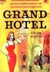 Grand Hotel Pdf Book