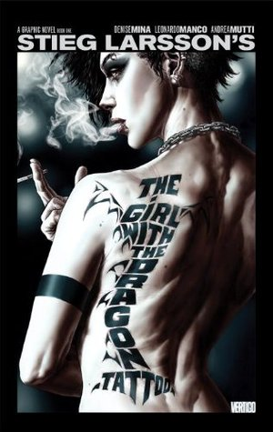 The Girl With the Dragon Tattoo, Book 1 (Millennium: The Graphic Novels, #1.1)