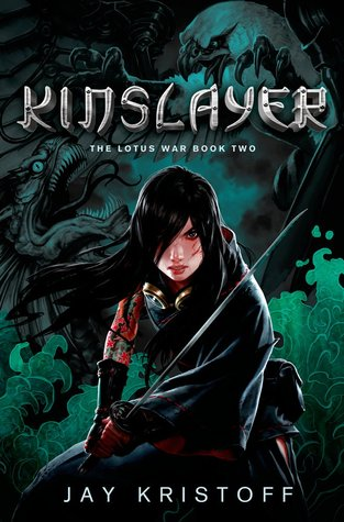 Kinslayer (The Lotus Wars, #2)