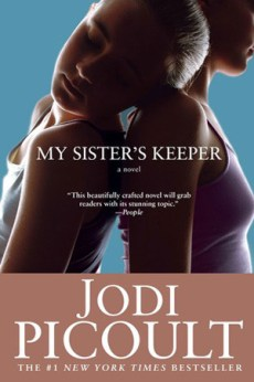 Image result for my sister's keeper book
