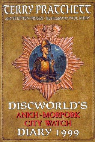 Discworld's Ankh Morpork City Watch Diary 1999